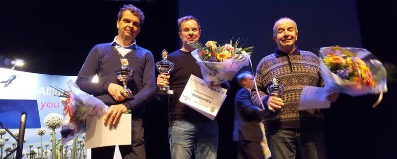 11 januari 2017: Harrysfarm wint titel 'Mooistebewaarui 2017'