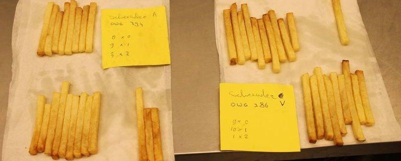11 maart 2015; bakkwaliteit aardappelen bepalen