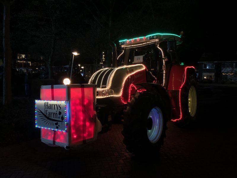 22 december 2018; Lichtjestour Biddinghuizen, Swifterbant en Dronten