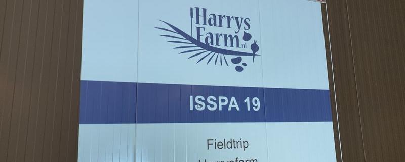 19 juni 2019; Veldexcursie ISSPA 2019