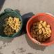 14 augustus 2020; 1e proefrooiing aardappelen