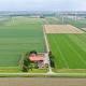 juli 2020; luchtfoto Harrysfarm